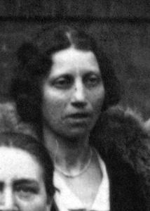 Frau Bella Spanier